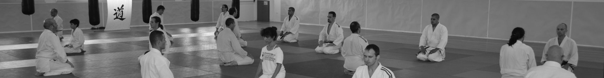"""Total Disaster – Memories from the times the book """"Total Aikido"""" was pictured at the Yoshinkan Honbu Dojo"""